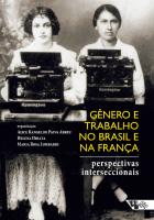 Gênero e trabalho no Brasil e na França. Perspectivas interseccionais
