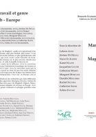 Marché du travail et genre, Maghreb-Europe